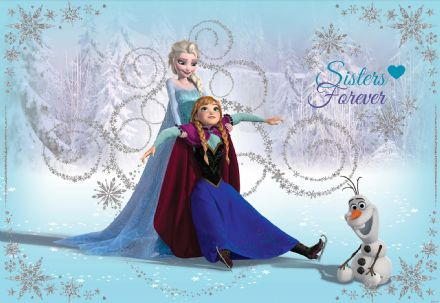Disney Frozen wallpaper wall mural